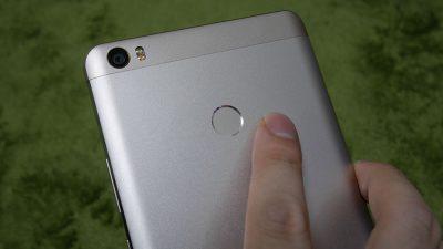 mi-max-fingerprint