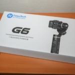 GoPro用ジンバル「Feiyu Tech G6」を試す(レビュー?)