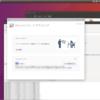 UbuntuでChrome Remoteデスクトップを使用すると、普段つかっているGUIが出ず壁紙だけ